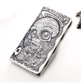 Skull Men's Wallet