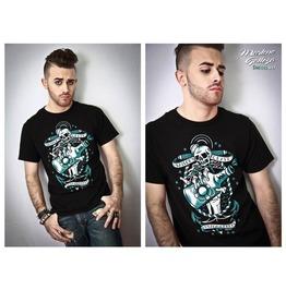 Kustom Kreeps Sailor Grave Men T Shirt