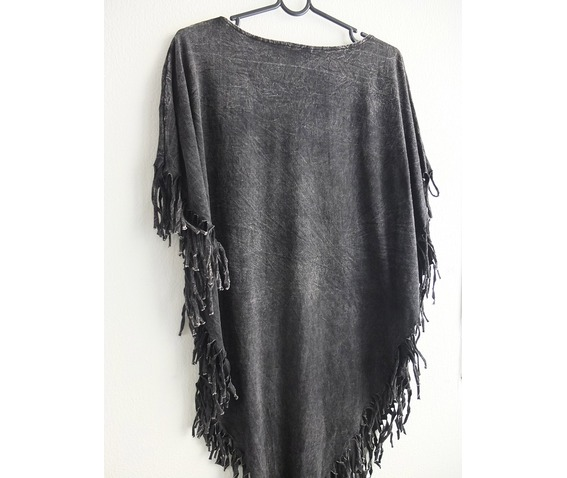 alice_fashion_punk_hippie_batwing_tussle_fringes_stone_wash_poncho_dresses_5.jpg