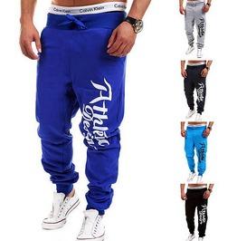 Sport Pant Men Sports Black / Blue / Baby Blue / Gray / Navy Blue Pants Mal