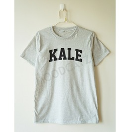 Kale Shirt Funny Shirt Text Shirt Hipster Shirt Women Tshirt Men Tshirt