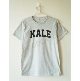 Kale Shirt Funny Shirt Text Shirt Hipster Shirt Women Tshirt Men Tshirt