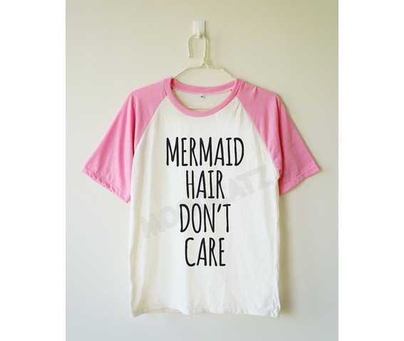mermaid_hair_dont_care_mermaid_shirt_baseball_tee_short_women_men_shirt_t_shirts_4.jpg