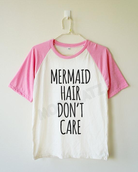 mermaid_hair_dont_care_mermaid_shirt_baseball_tee_short_women_men_shirt_t_shirts_4.jpg