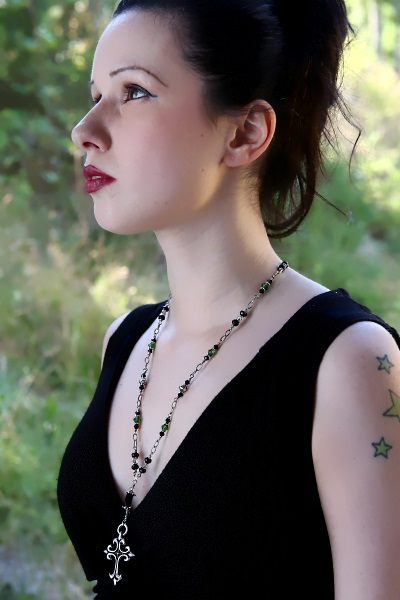 handmade_absinthe_green_beaded_gothic_cross_necklace_necklaces_5.jpg