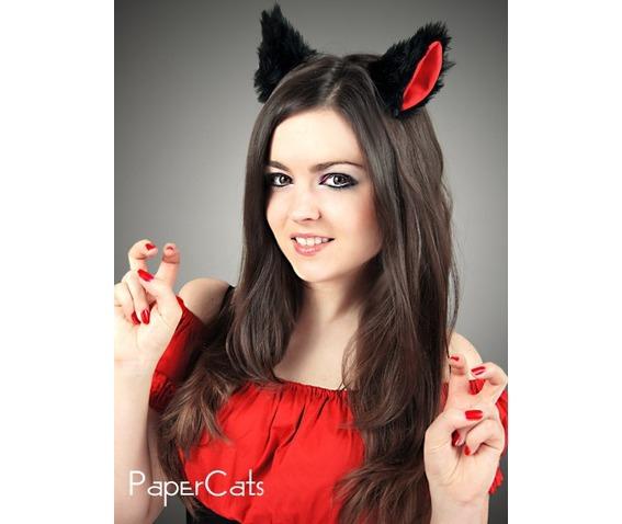 cat_kitty_ears_black_red_cosplay_kawaii_anime_harajuku_sweet_manga_hair_accessories_4.jpg