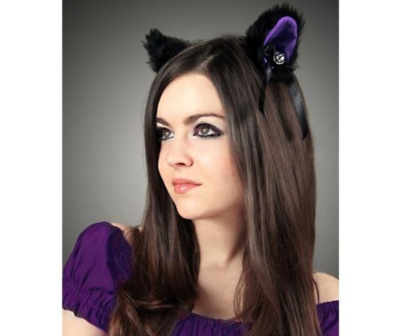 cat_kitty_ears_black_purple_cosplay_kawaii_anime_harajuku_sweet_bell_violet_hair_accessories_4.jpg