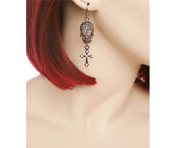 black_copper_or_silver_skull_and_cross_earrings_earrings_3.jpg