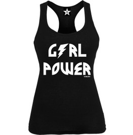 Girl Power Racer Back Tank