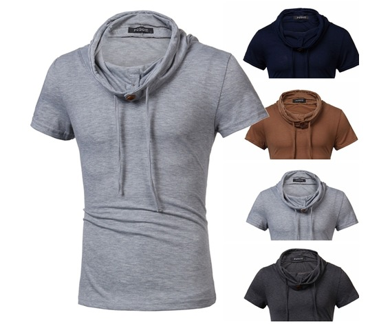 solid_color_piles_collar_fashion_casual_slim_short_sleeve_t_shirt_t_shirts_6.jpg