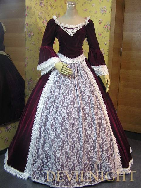 wine_red_velvet_lace_victorian_ball_gowns_dresses_2.jpg