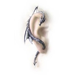 Dragon's Lure Ear Wrap Alchemy Gothic
