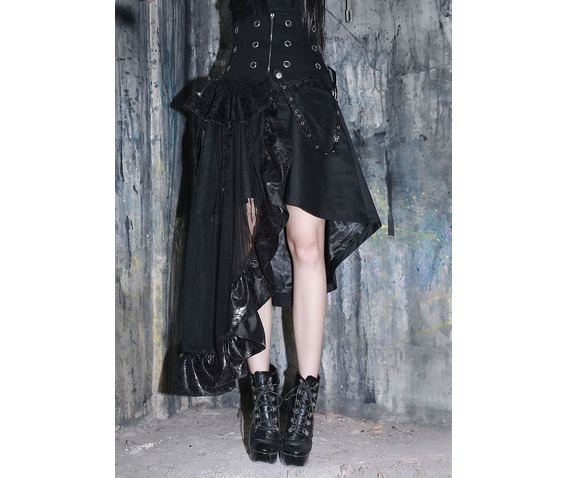 black_asymmetrical_high_waist_gothic_skirt_skirts_4.jpg