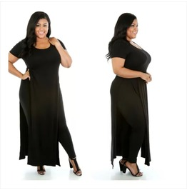 Elegant Queen Long Shirt Xl 3 Xl Kf8167 Qs