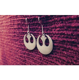 Star Wars Rebel Alliance Jedi Earrings