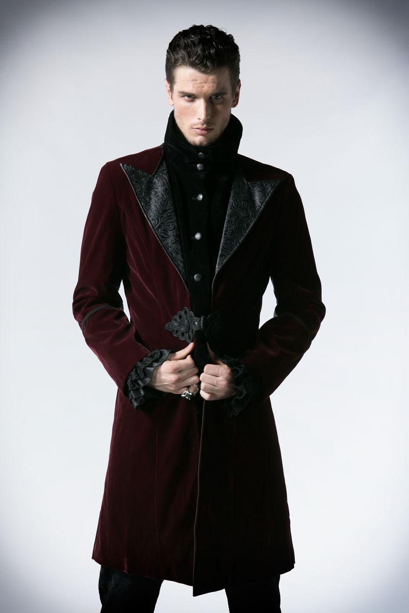 shop goth men jackets at rebelsmarket.