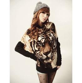 Tiger Pullover / Sudadera Tigre Wh024