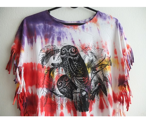 bird_animal_fantasy_fashion_color_tie_dye_poncho_fringe_standard_tops_5.jpg