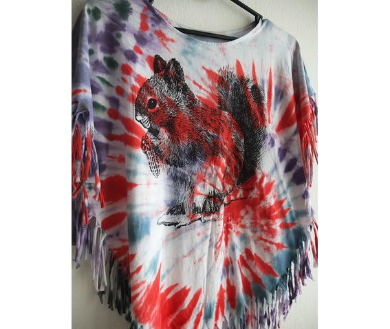 rabbit_animal_fantasy_fashion_color_tie_dye_poncho_fringe_standard_tops_5.jpg