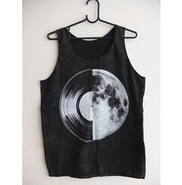 Cd World Fashion Stone Wash Tank Top