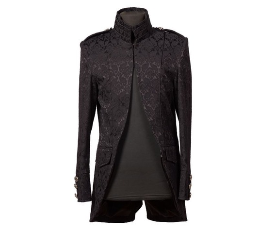 black_high_collar_printed_pattern_gothic_coat_for_men_jackets_4.jpg