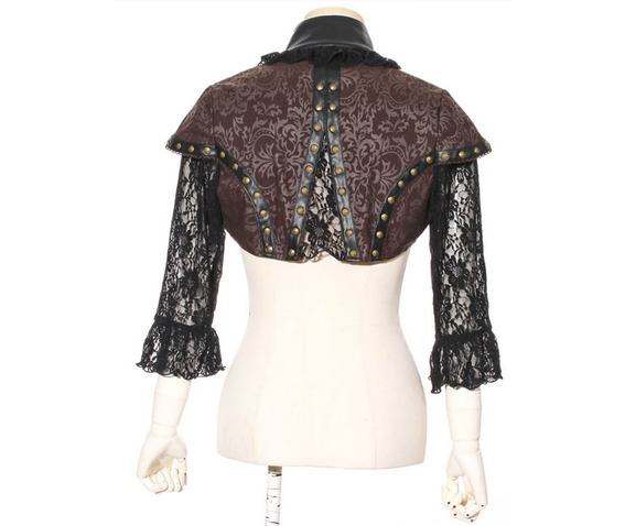 gothic_rivets_faux_leather_spaghetti_strap_lace_women_cape_coat_coats_6.png