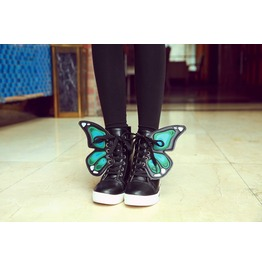 Butterfly Sneakers / Zapatillas Mariposa Wh278