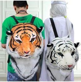 Tiger Backpack / Mochila Tigre Wh259