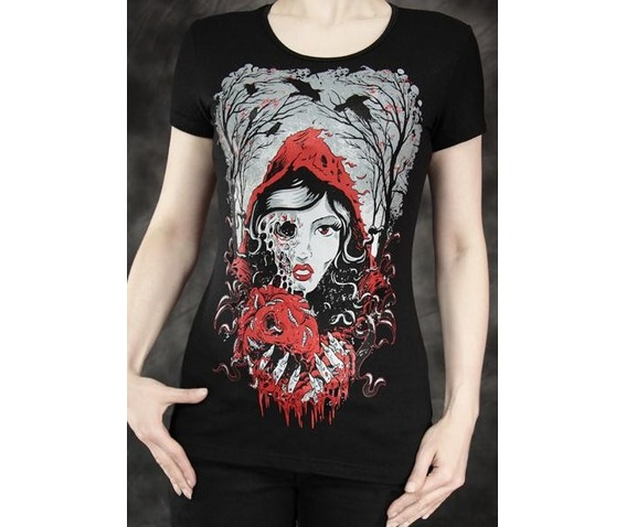 little_red_riding_hood_zombie_gothic_graphic_t_shirt_t_shirts_5.png