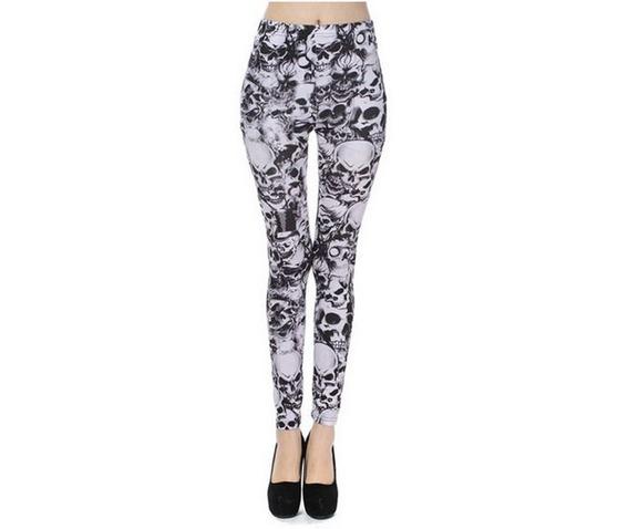 vividly_printed_black_white_gothic_skull_graphic_stretchy_leggings_leggings_2.jpg
