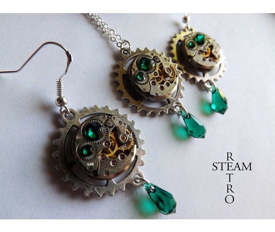 vintage_watch_movement_emerald_green_swarovski_steampunk_necklace_and_earri_necklaces_5.jpg