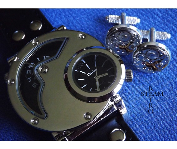 men_steampunk_christmas_gift_set_watch_and_cufflinks_watches_5.jpg