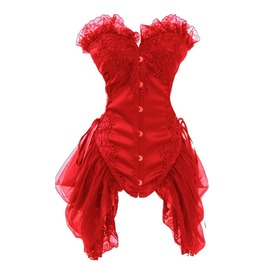 Red Fantasy Corset Top 7379 2 Lmre Scroll Down All The Way First!!