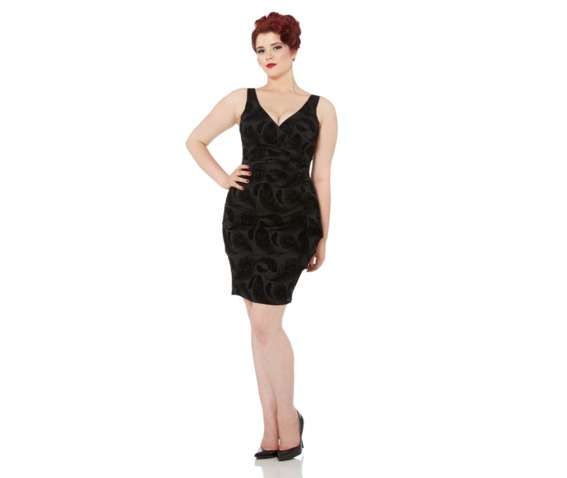voodoo_vixen_amanda_black_peacock_feathers_wiggle_dress_dresses_2.jpg