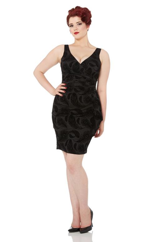 voodoo_vixen_amanda_black_peacock_feathers_wiggle_dress_dresses_2.jpg