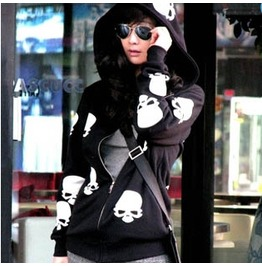 Skulls Sweater / Sudadera Calaveras Wh129