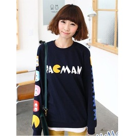 Pac Man Sweater / Jersey Pacman Wh154