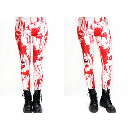 Halloween Bloody Leggings
