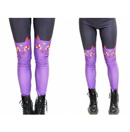 Sailor Moon Luna Leggings