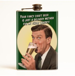 Cheap Whisky Flask