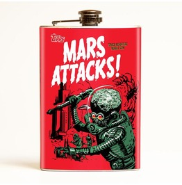 Mars Attacks™ Vintage Wrapper Flask