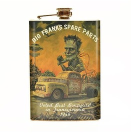 P'gosh Big Frank Flask