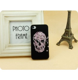 Roses Skull Phone 4 Case Punk Phone 4 Case
