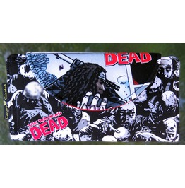 The Walking Dead Michonne Fiona Wallet