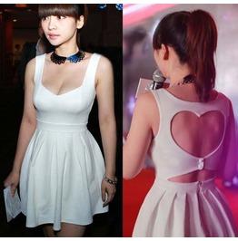 Heart Dress / Vestido Corazón Wh328