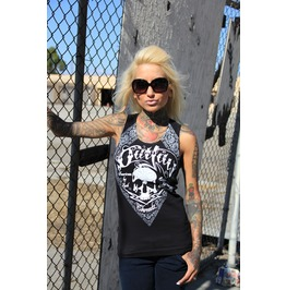 Outlaw Threadz Tattoo Tank