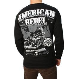 American Rebel Long Sleeve Mens Tee