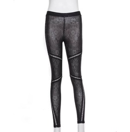 Steampunk Sheer Lace Leggings B21221