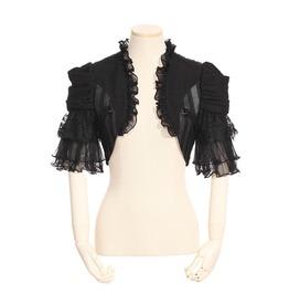 Steampunk Lace Straps Jacket