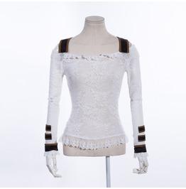 Steampunk Lace Shirt B019